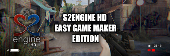 S2ENGINE HD - Easy Game Maker Edition