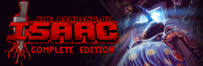 The Binding of Isaac: Rebirth Complete Bundle