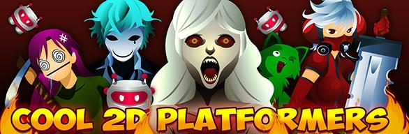 Cool 2D platformers