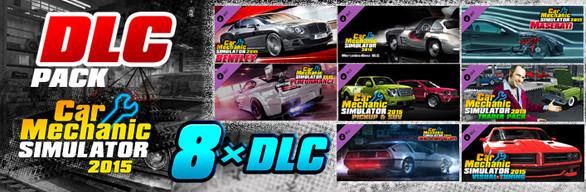 Car Mechanic Simulator 2015 - DLC Pack