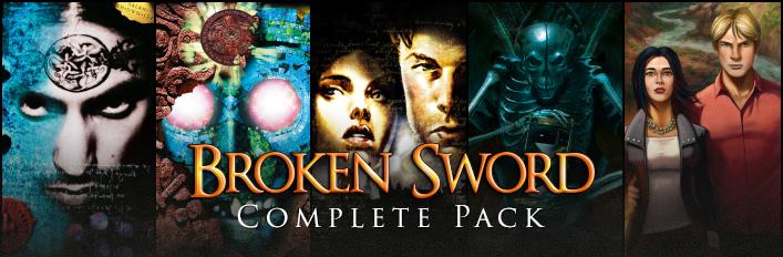 Broken Sword: Complete Pack