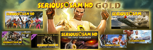 Serious Sam HD Gold Collection