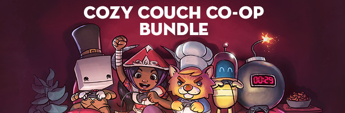 Cozy Couch Co-Op Bundle