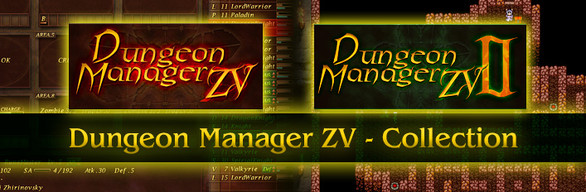 Dungeon Manager ZV - Collection