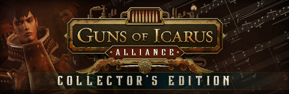Guns of Icarus Alliance Collector's Edition