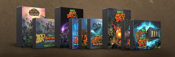 Orcs Must Die! Franchise Pack