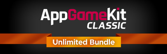 App Game Kit Unlimited