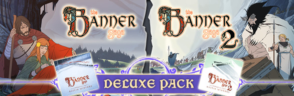 The Banner Saga Deluxe Pack