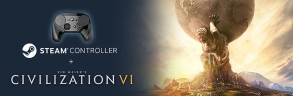 Civilization VI + Steam Controller Bundle