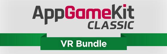 AppGameKit VR Bundle