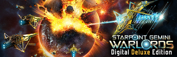 Starpoint Gemini Warlords Digital Deluxe Edition