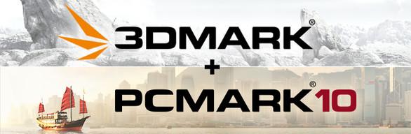 3DMark + PCMark 10