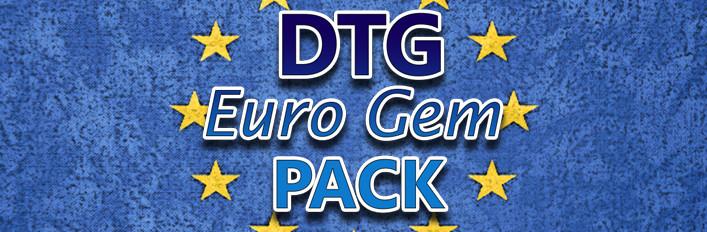 DTG EURO GEM PACK