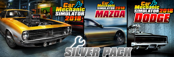 Car Mechanic Simulator 2018 - Silver Edition