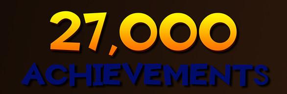 +27000 ACHIEVEMENT