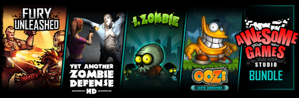 Awesome Games Bundle