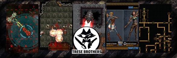 Complete Trese Brothers Pack