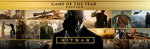 HITMAN™ - Game of The Year Edition