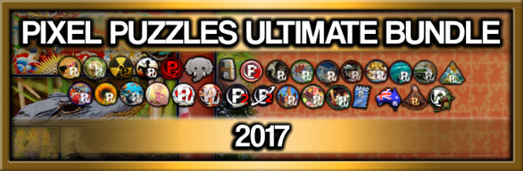 Pixel Puzzles Ultimate: 2017 Collection