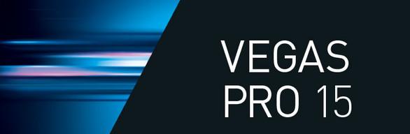 VEGAS Pro 15 Steam Edition