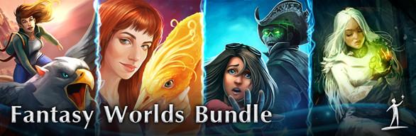 Fantasy Worlds Bundle