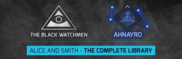 Alice and Smith - Investigation Games