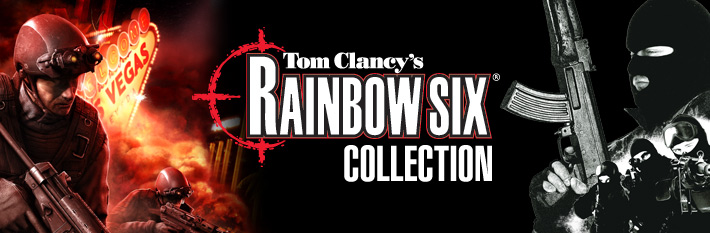 Rainbow Six Collection