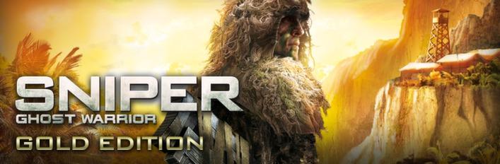 Sniper Ghost Warrior Gold Edition (Steam) image