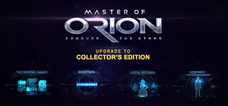 Master of Orion, Collector's Edition Upgrade