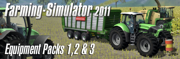 Farming Simulator 2011 DLC Pack