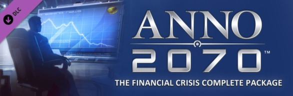 Anno 2070™ - The Financial Crisis Package