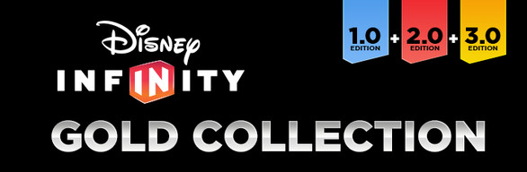Disney Infinity Gold Collection- Separated - CorePack  |  17.7 GB