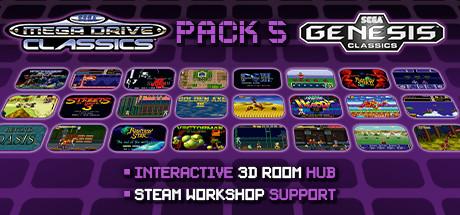 SEGA Genesis/Mega Drive Classics Pack 5