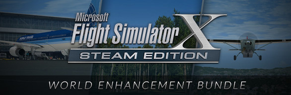 FSX: Steam Edition - World Enhancement Collection