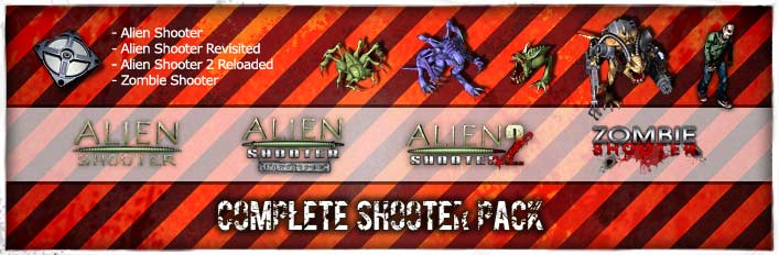 Complete Shooter Pack