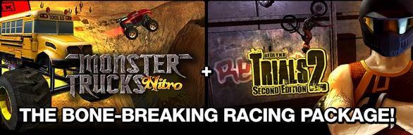 The Bone-Breaking Racing Package