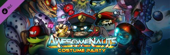 Awesomenauts - Costume Party DLC Bundle