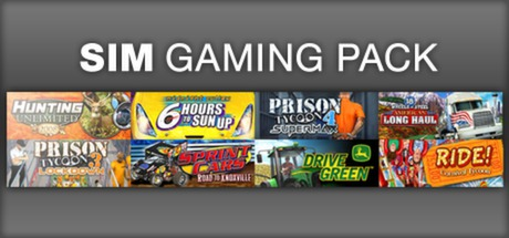 Simulation Gaming Pack