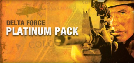 Delta Force Platinum Pack