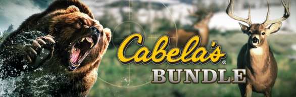 Cabela's® Dangerous Hunts 2013 and Hunting Expeditions Bundle