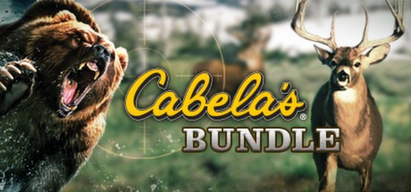 Cabela's Dangerous Hunts 2013 and Hunting Expeditions Bundle
