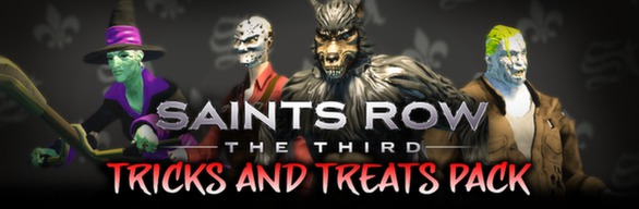 Saints Row: The Third - Tricks and Treats Pack