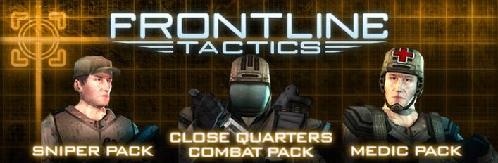 Frontline Tactics Complete Pack