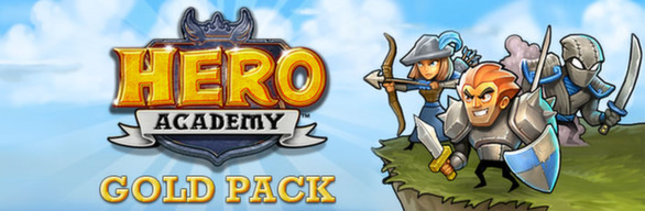 Hero Academy - Gold Pack