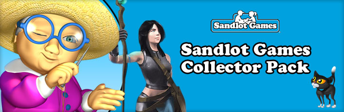 Sandlot Collector Pack