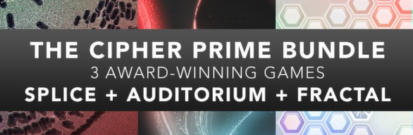 Particles, Colors, and Light -  The Cipher Prime Bundle