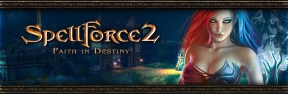 SpellForce 2 - Faith in Destiny Scenario Bundle