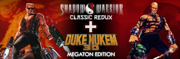 Duke Nukem 3D and Shadow Warrior Bundle