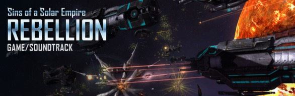Sins of a Solar Empire: Rebellion Game and Soundtrack Bundle