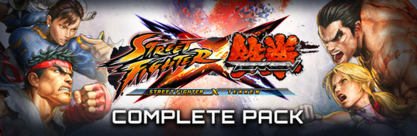 Street Fighter X Tekken: Complete Pack